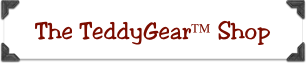 The TeddyGear™ Shop